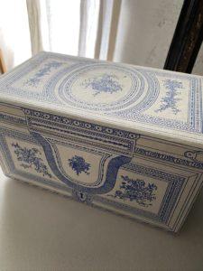 岐阜花屋 花屋 グリーンヴェール グリーンベール フランス雑貨 フランス パリ ジュエリーケース ボックス